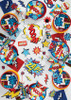 Superhero Party Cake Toppers - Pack of 5