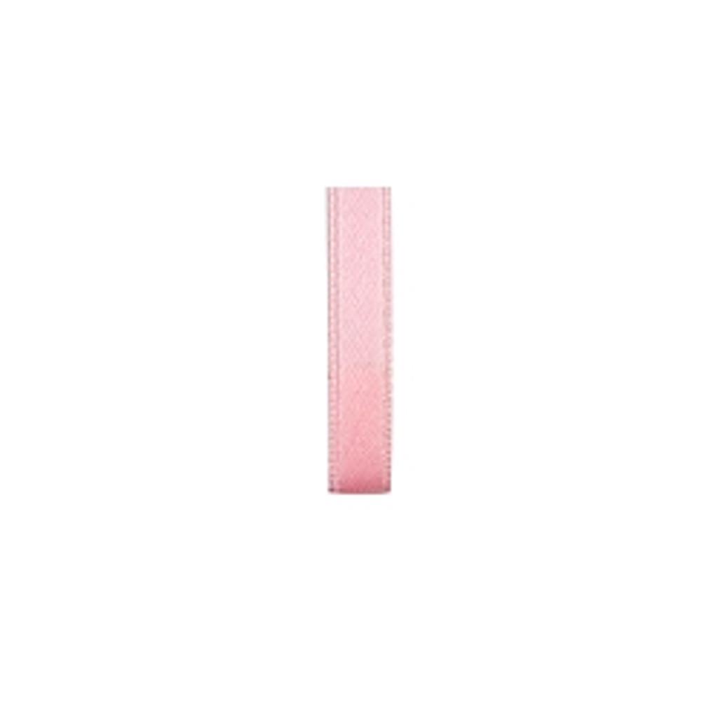 Baby Pink 6mm Satin Ribbon - 6 Metres