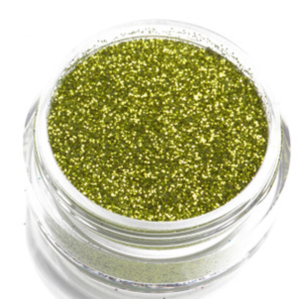 Lime Green Body Glitter - 7.5 Grams