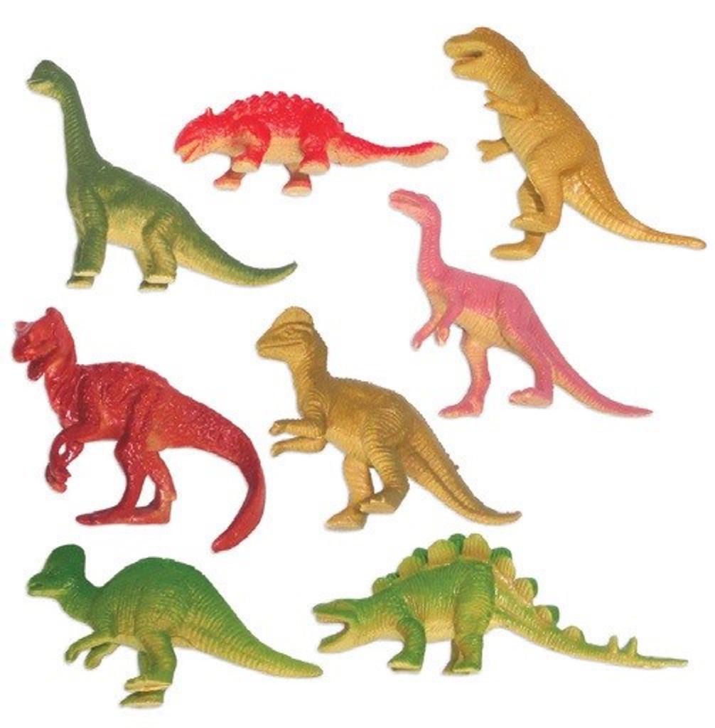 Dinosaur Favours - 8 Pack