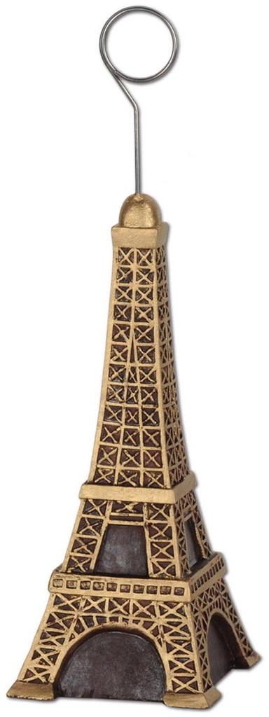 Eiffel Tower Photo Holder & Balloon Weight
