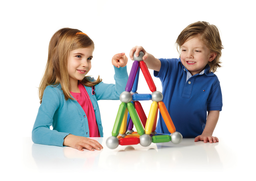 SmartMax Magnetic Discovery Basic Set - 42 Piece
