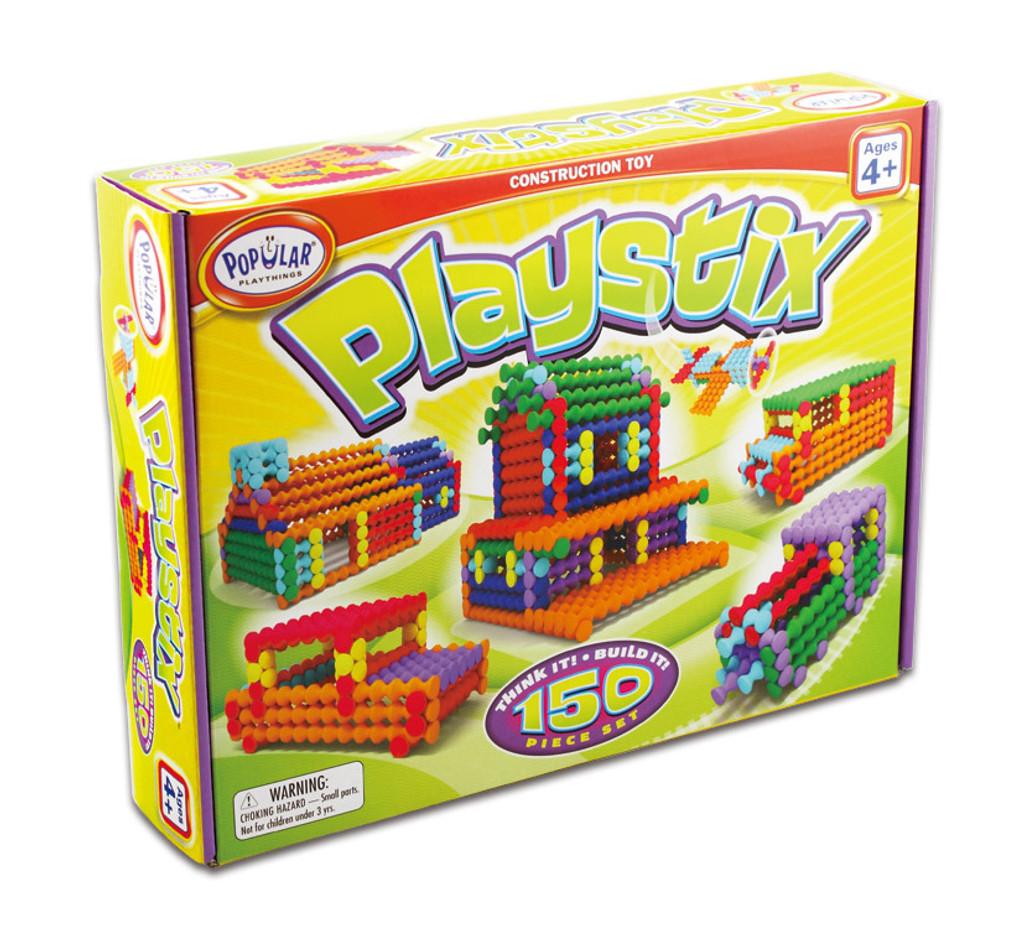 Playstix Set - 150 Piece