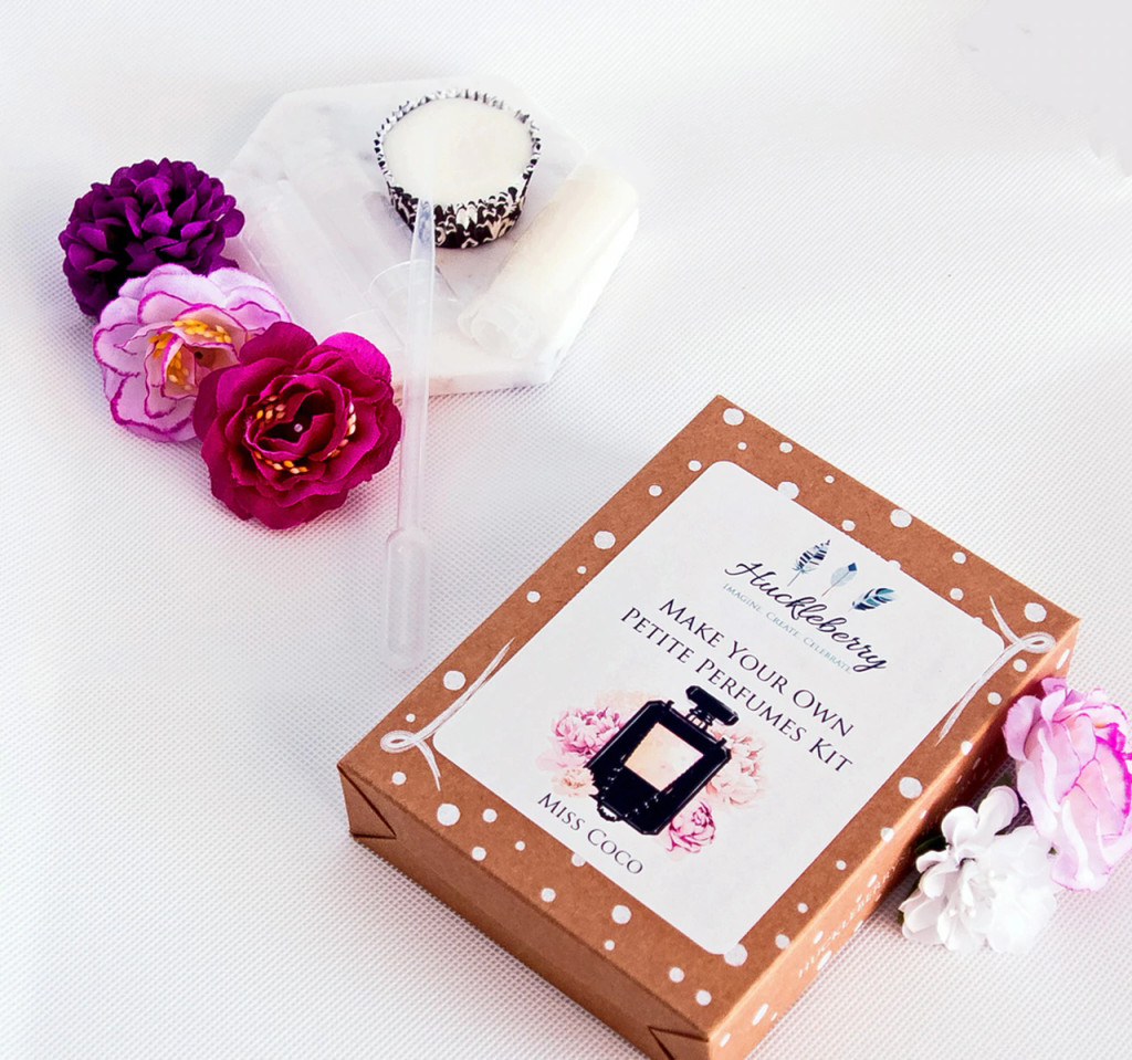Make Your Own Petite Perfumes Kit - Miss Coco Scent