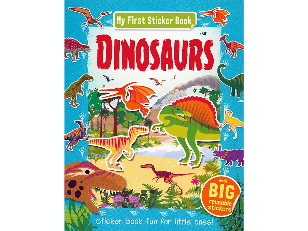 My First Sticker Book - Dinosaurs