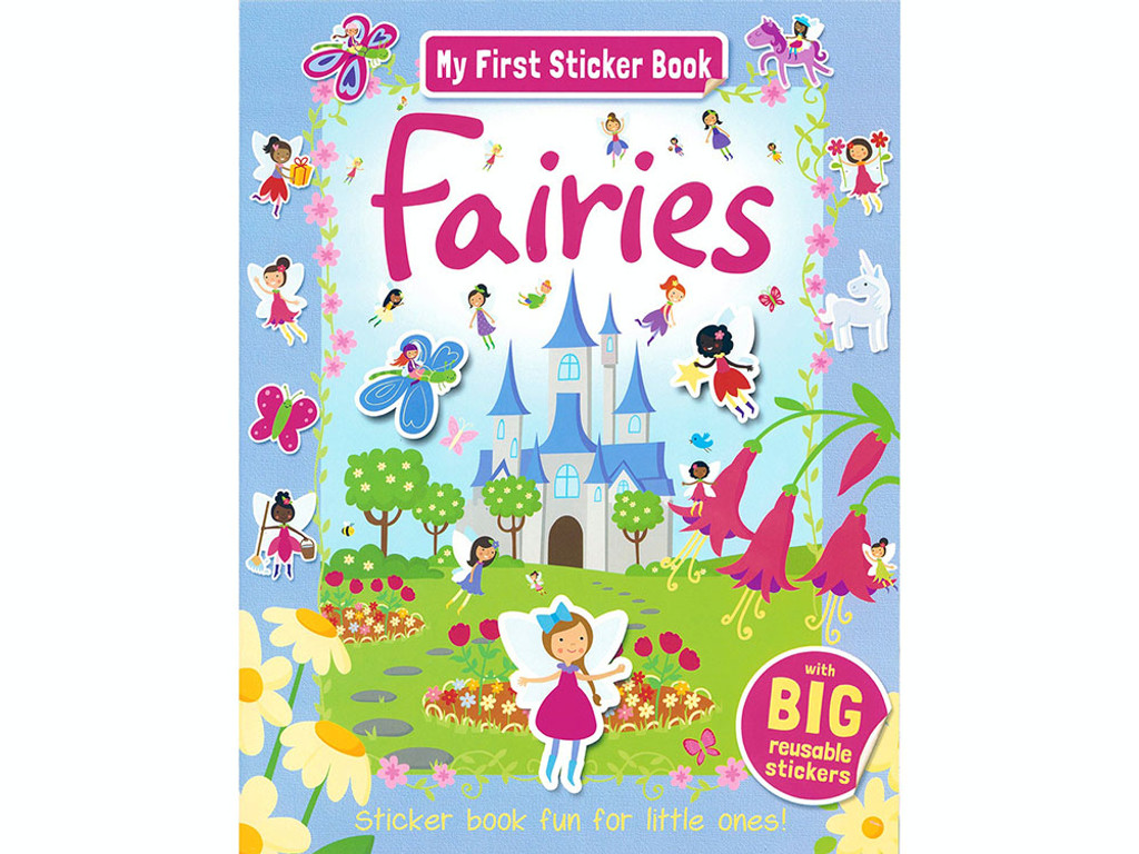 My First Sticker Book - Fairies