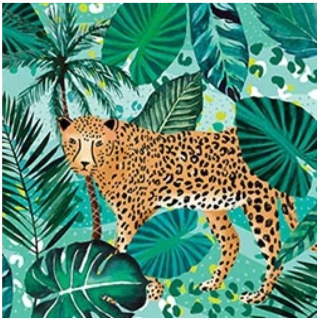 Jungle Party Napkins - 20 Pack