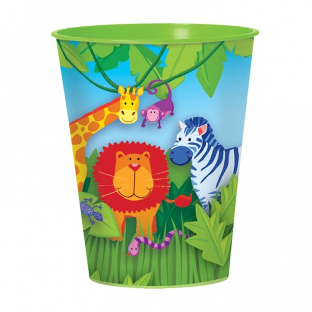 Jungle Animals Souvenir Favour Cup