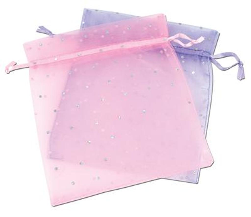 Princess Treasure Bags - 4 Pack