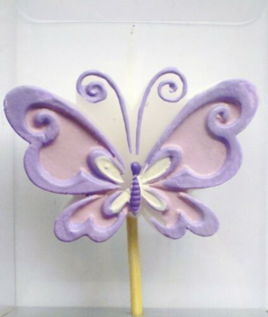 Butterfly Single Party Candle