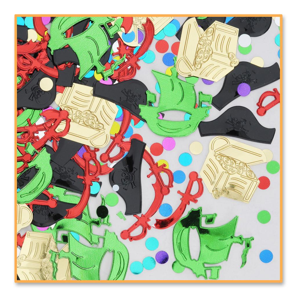 Pirate Party Confetti - 14 Grams