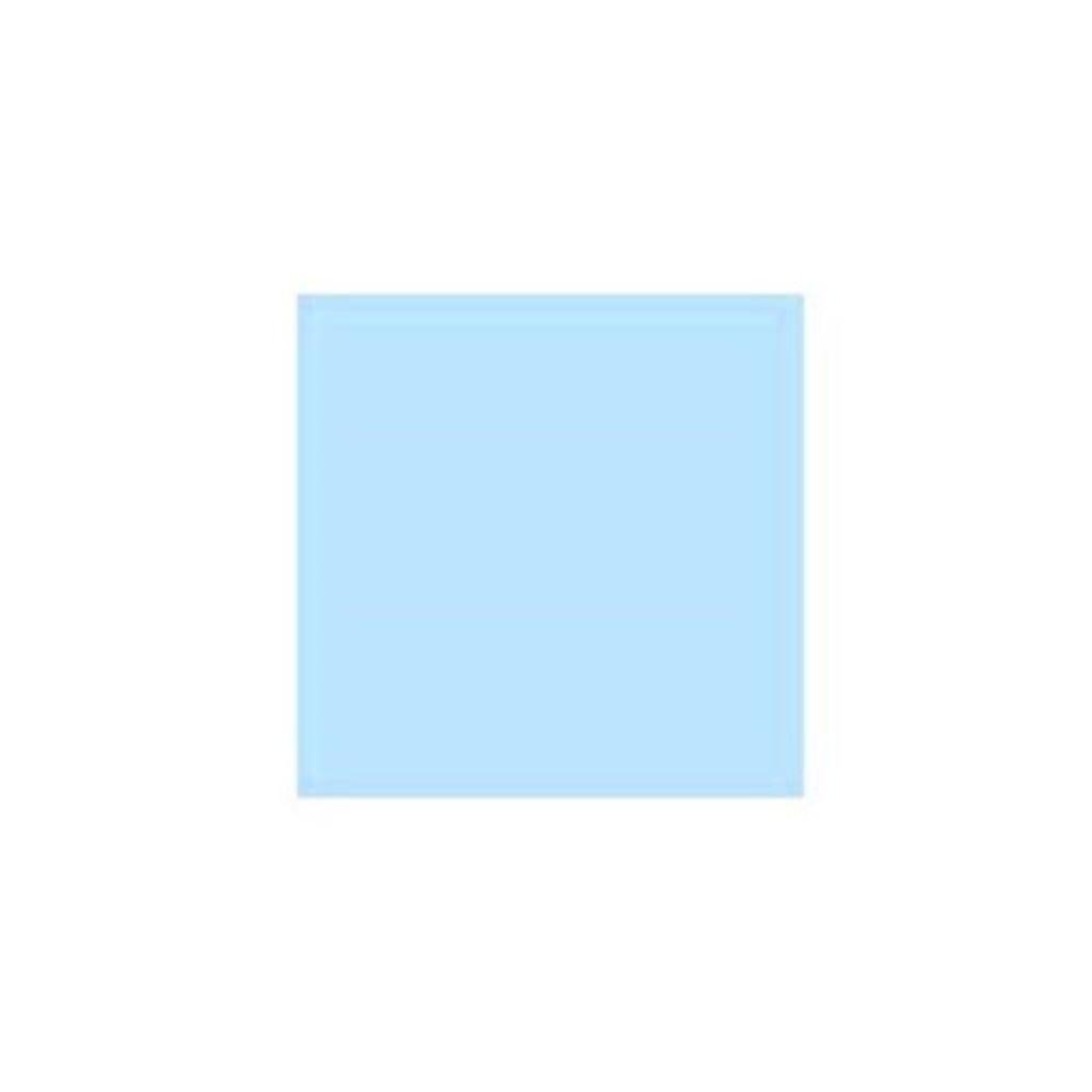 Light Blue Plastic Party Tablecloth 1.1m x 2.4m