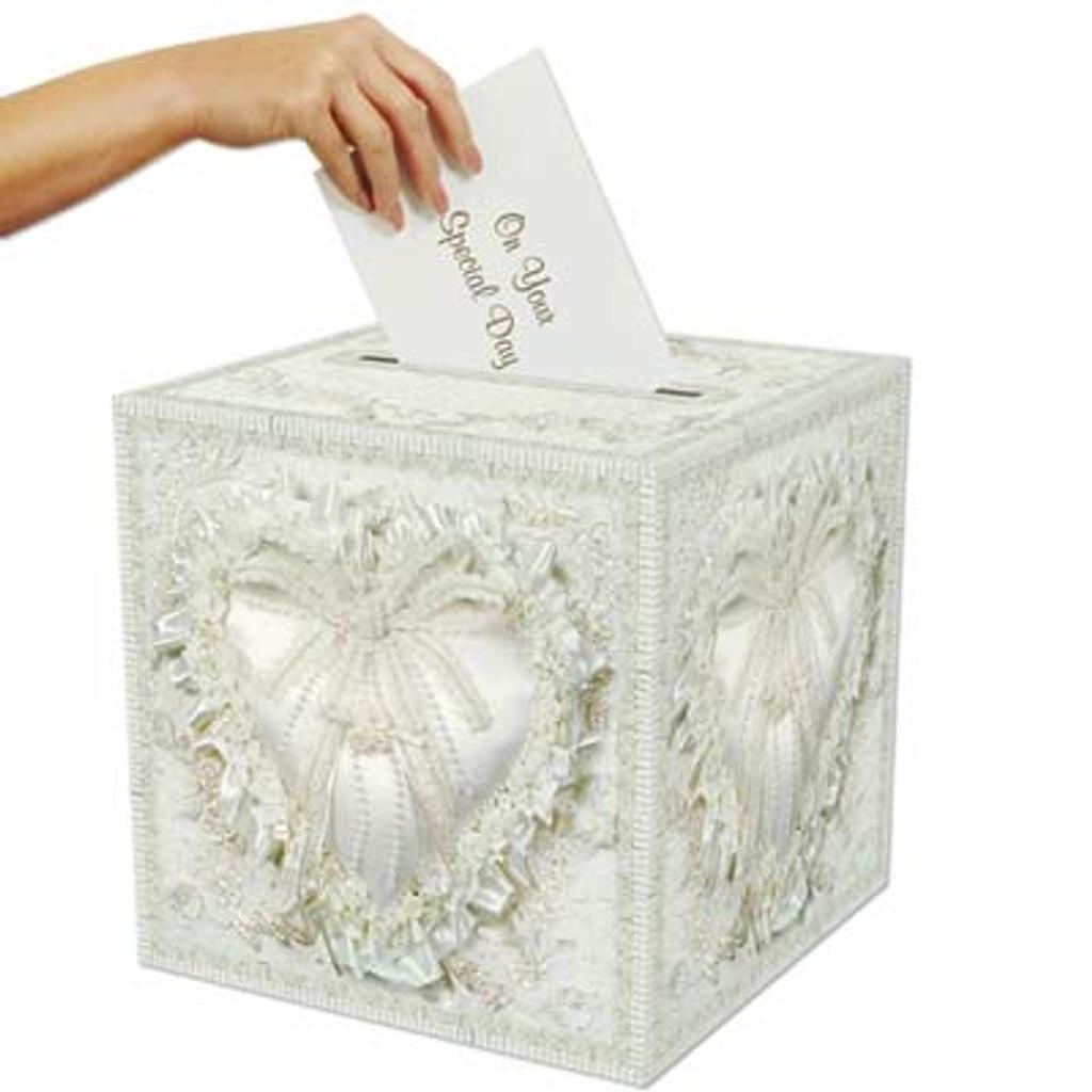 Folded Printed Card Box - 30 cm x 30 cm