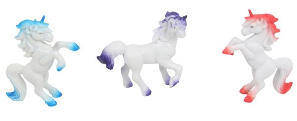 Mystical Unicorn Favour - 3 Assorted Colours
