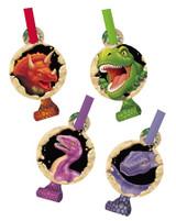 Dino Blast Dinosaur Blowouts - 8 Pack