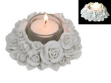 Rose Tealight Holder