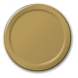 Glittering Gold Luncheon Plates 17.4cm - 24 Pack