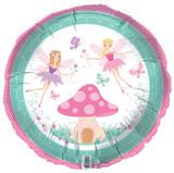 Fairy Garden Foil Balloon - 45.7 cm