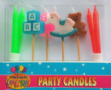 Baby Pick Candles - 8 Pack