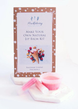 Lip Balm Making Kit - Raspberry Sundae