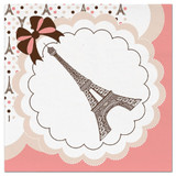 Parisienne Luncheon Napkins - Pack of 18