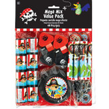 Little Pirate Favour Mega Mix Value Pack - 48 Piece
