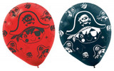 Little Pirate 27.5 cm Latex Balloons
