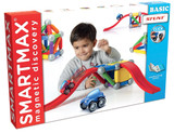 SmartMax Magnetic Discovery - Stunt Cars