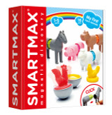 SmartMax Magnetic Discovery - My First Farm Animals