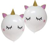 Unicorn Hearts Balloon Decorating Kit - 2 Pack
