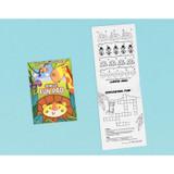 Jungle  Fun Activity Pad - 8 Pack