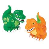Dino-Mite Dinosaur Bath Squirt Toys - 4 Pack