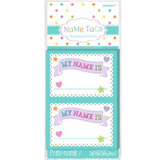 "Baby Shower ""My Name Is"" Name Tags - Pack of 26"