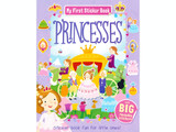 My First Sticker Book - Princesses