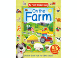 My First Sticker Book - On the Farm