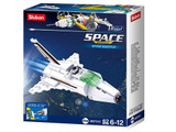 Sluban Bricks Space Shuttle - 62 Pieces