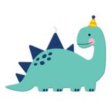 Dino-Mite Dinosaur Candle
