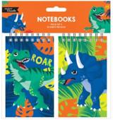 Dinosaur  Notebooks - 2 Pack