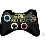 Epic Birthday Gamer SuperShape Foil Balloon - 71cm