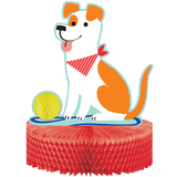 Dog Party Table Centrepiece