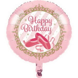 Twinkles Toes 45.7cm Foil Balloon