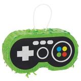 Level up Gamer Mini Video Game Controller Pinata Decoration