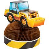Big Dig Construction Table Centrepiece