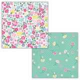 Floral Tea Party Lunch Napkins - 16 Pack