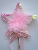 Tiny Star Wand - Pink