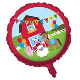 Farmhouse Fun 45cm Foil Balloon