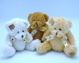 Rags 16cm Soft Teddy Bear - Light Tan
