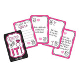 Team Bride Hen's Night Truth or Dare to Do It Activity Cards