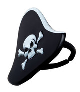 Pirate Hat Cake Rings - 9 Pack
