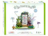 DIY Miniature House Garden Entrance Craft Kit